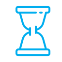 Hourglass Clock Sand Icon