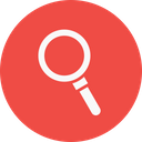 Hourglass Search Find Icon