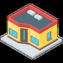 Home House Urban House Icon