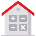 Hra Calculator Rent Calculation Home Rent Icon