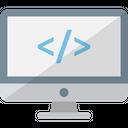 Html Hypertext Markup Language Php Icon