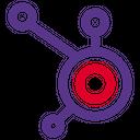 Hubspot Technology Logo Social Media Logo Icon