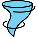 Hurricane Storm Weather Icon