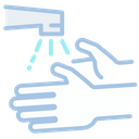 Hygiene Hand Washing Cleaning Hand Icon