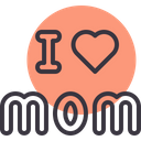 Mother Day Celebrate Icon