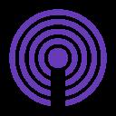 Ibeacon Logo Icon