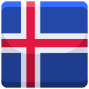 Iceland Country Flag Flag Icon