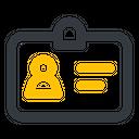 Id Card Identity Id Icon