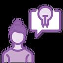 Idea Creative Thinking Icon