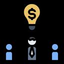 Idea Opportunity Businessman Icon