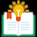 Idea Bulb Learning Knowledge Icon