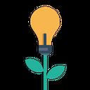 Idea Innovation Bulb Icon