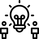 Partnership Organization Connection Icon