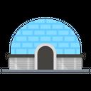 Snowhouse Igloo Snow Home Icon