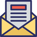Inbox Email Letter Icon