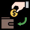 Income Budget Revenue Icon