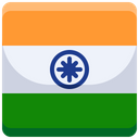 India Country Flag Flag Icon