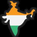 India Map India Map Icon