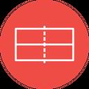 Indoor Table Tennis Icon