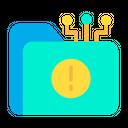 Info Information Folder Icon