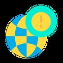 Info Globe Icon