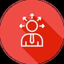 Initiative Self Actualization Icon