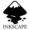 Inkscape Plain Wordmark Icon