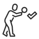 Inspector Inspection Searching Icon