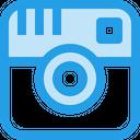 Instagram Sign Logo Icon