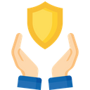 Insurance Protection Support Icon