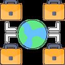 International Jobs Icon