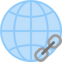 Internet Globe Website Icon