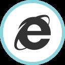 Internet Explorer Media Icon