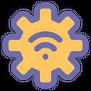 Internet Setting Setting Web Icon