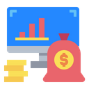 Investment Analysis Icon