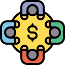 Investment decision Icon
