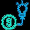 Investment Dollar Icon