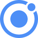 Ionic Technology Logo Social Media Logo Icon