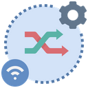 Iot System Iot System Icon