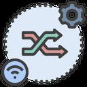 Iot System Icon