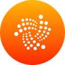 Iota Cryptocurrency Currency Icon