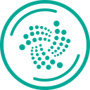 Iota Cryptocurrency Crypto Icon