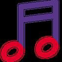 Itunes Note Technology Logo Social Media Logo Icon