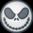 Jack Skellington Halloween Icon