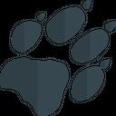 Jack Wolf Skin Brand Logo Brand Icon