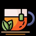 Tea Cafe Bubble Tea Icon
