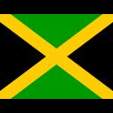 Jamaica Flag Country Icon