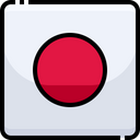 Japan Country Flag Flag Icon
