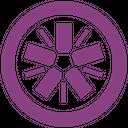 Jasmine Plain Icon