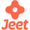 Jeet Plain Wordmark Icon